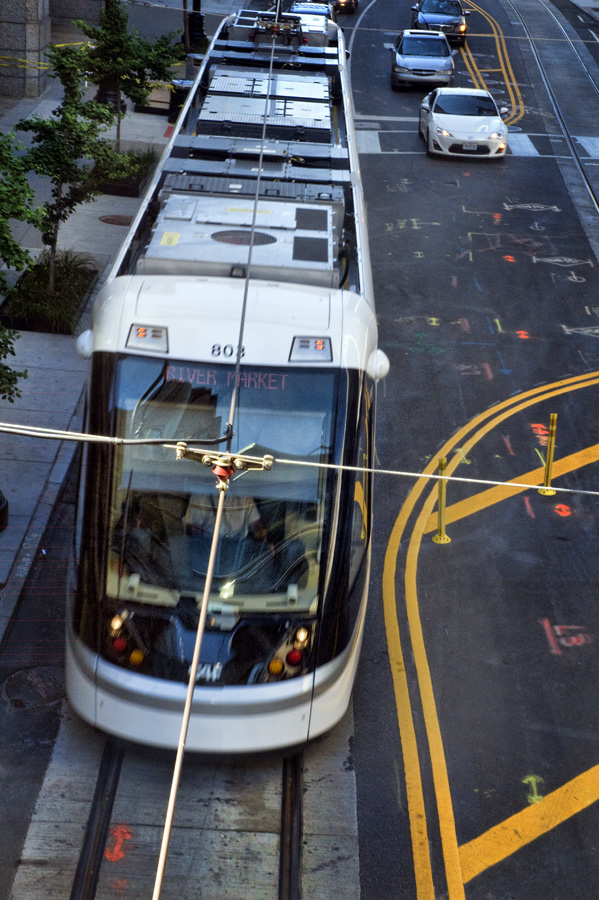 KC's new streetcar