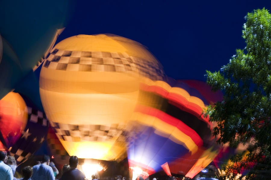 Midwest Balloon Fest 2013