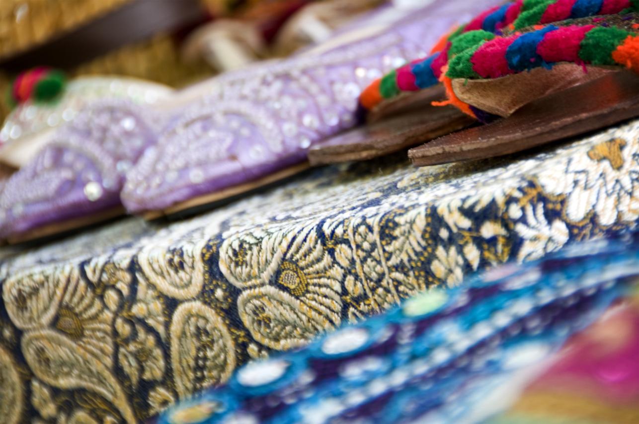 Ethnic Enrichment Festival Table