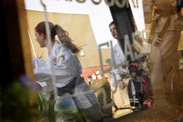 Martial Arts Reflections