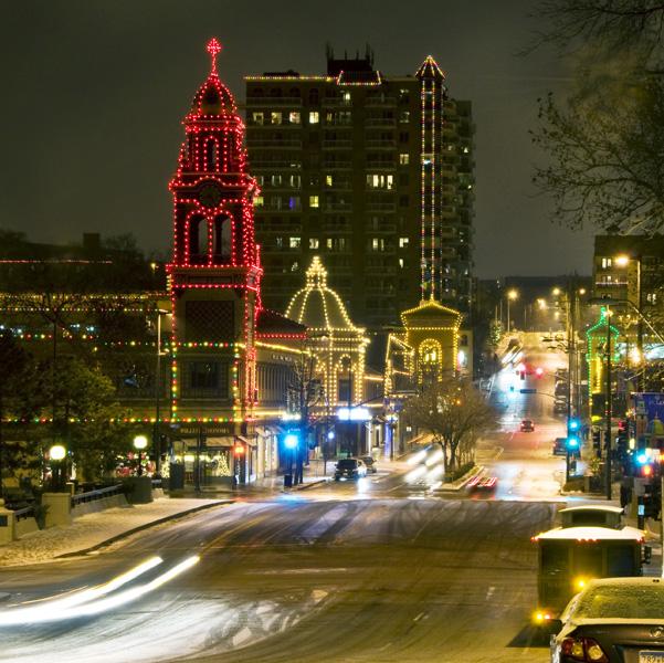 KC Christmas 2013 Plaza Lights